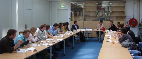 In gesprek met Lilianne Ploumen (foto: Stijn Verbruggen)