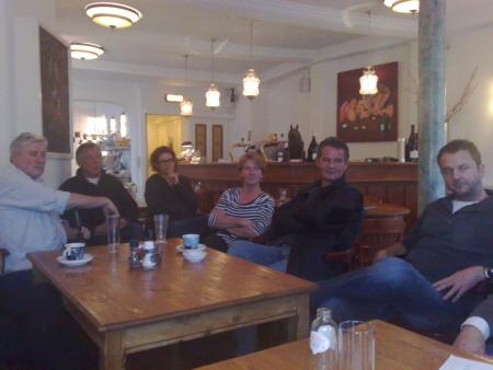 De bijeenkomst in de Spaarnwouderbuurt