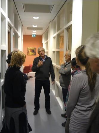 Jurjen Beumer leidde de PvdA-fractie in 2011 rond door zijn nieuwe pand