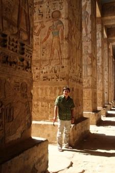 De dodentempel van Ramses III