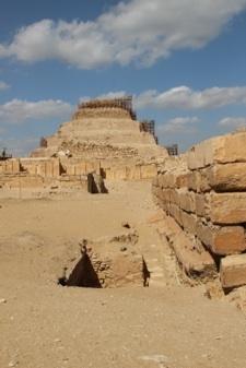 Piramide van Djoser