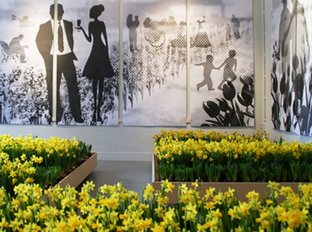 De expositie in het ABC (foto: martijnal.nl)