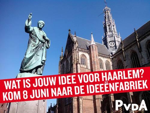 Ideeënfabriek PvdA Haarlem