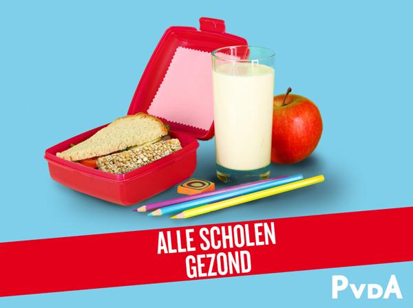 Actieplan 'Gezonde Scholen'